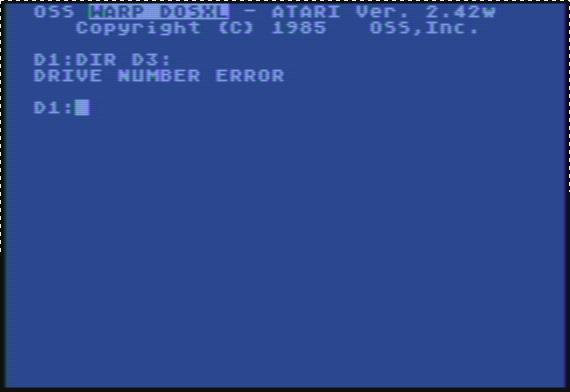 dosxl_drive_number_error